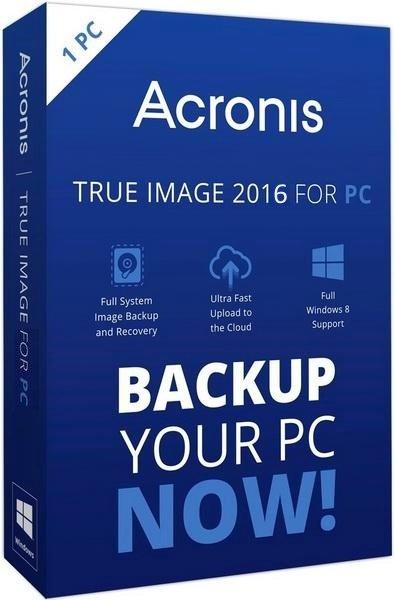 Acronis True Image 2018 + ключ