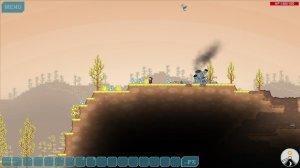 Dig or Die v0.34 Build 609 - игра на стадии разработки