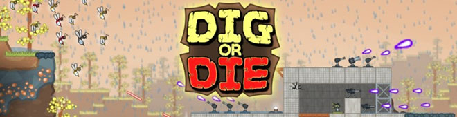 Dig or Die v1.1 Build 827 - полная версия