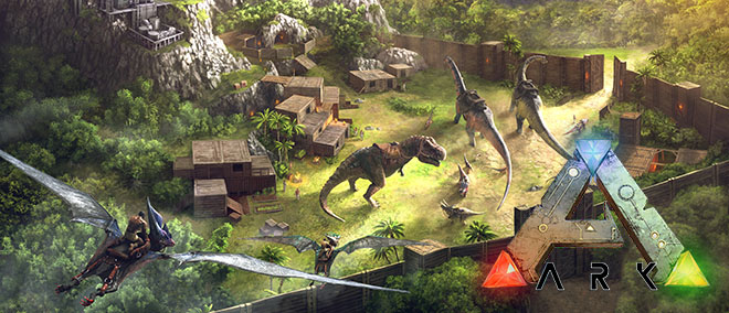 ARK: Survival Evolved v281.107 + crack - торрент