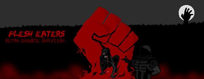 Flesh Eaters v0.9.5.8 - игра на стадии разработки