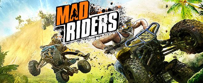Mad Riders на русском – торрент