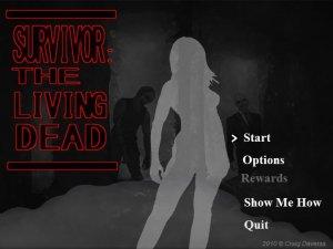 Survivor: The Living Dead - игра на стадии разработки