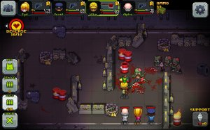 Infectonator: Survivors v1.06 - полная версия
