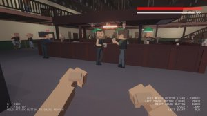 Paint the Town Red v0.8.24 - игра на стадии разработки