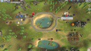 Train Valley v1.1.7.4 + 2 DLC – полная версия на русском
