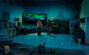 Alpha Polaris: A Horror Adventure Game – торрент
