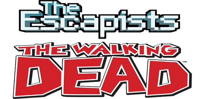 Торрент the escapists the walking dead