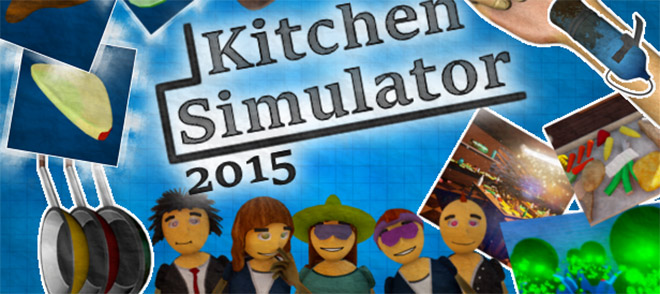 Kitchen Simulator 2015 - полная русская версия