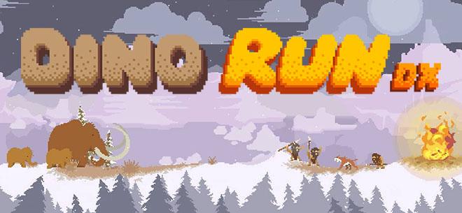 Dino Run DX v1.22 - полная версия