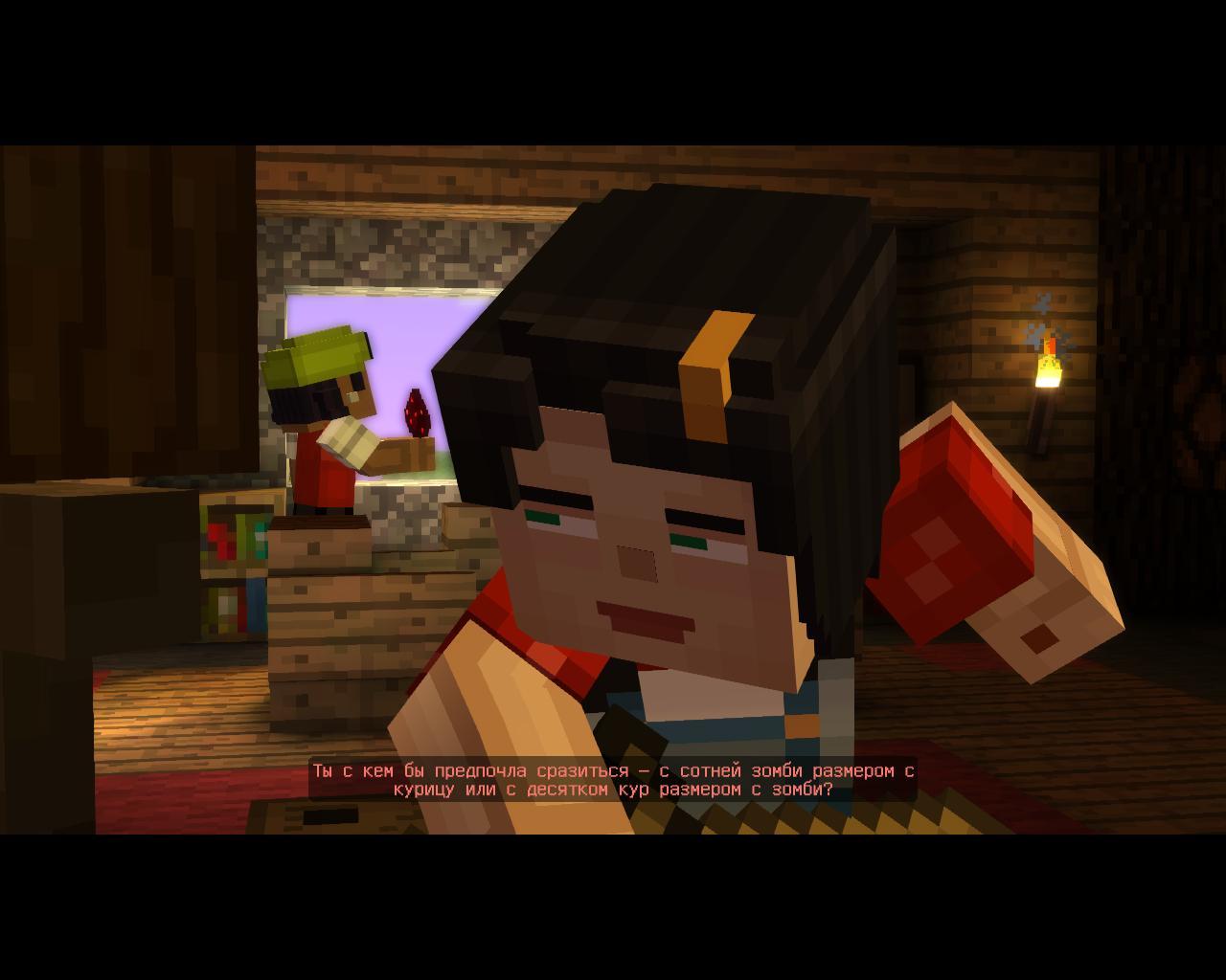 Скачать игры на пк minecraft story mode