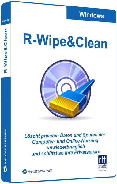 R-Wipe & Clean 11.10 Build 2189 + crack
