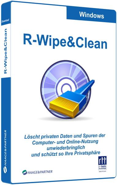 R-Wipe & Clean 11.10 Build 2189 + crack