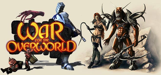 War for the Overworld v1.6.4 – на компьютер – торрент