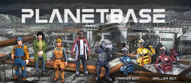 Planetbase v1.2.3 - полная версия на русском