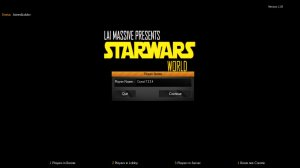 StarWars: World v1.2