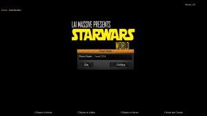 StarWars: World v1.2