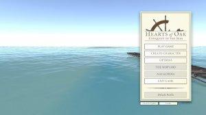 Hearts of Oak: Conquest of the Seas v1.9 - игра на стадии разработки