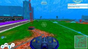 Bit Shifter v1.5.0.14 - игра на стадии разработки