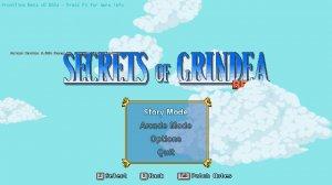 Secrets of Grindea v0.718b - игра на стадии разработки