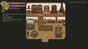 Secrets of Grindea v0.800b - игра на стадии разработки