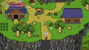 Secrets of Grindea v0.730a - игра на стадии разработки