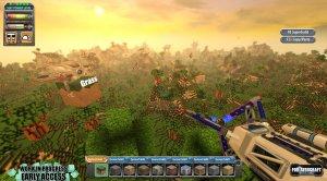 FortressCraft: Evolved v17.20 - полная версия на компьютер
