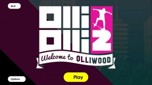 OlliOlli2: Welcome to Olliwood v1.0.0.7 - полная версия