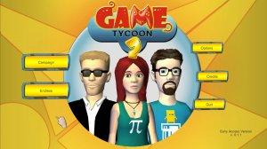 Game Tycoon 2 v1.1.0 - полная версия
