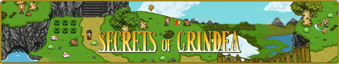 Secrets of Grindea v0.889a - игра на стадии разработки