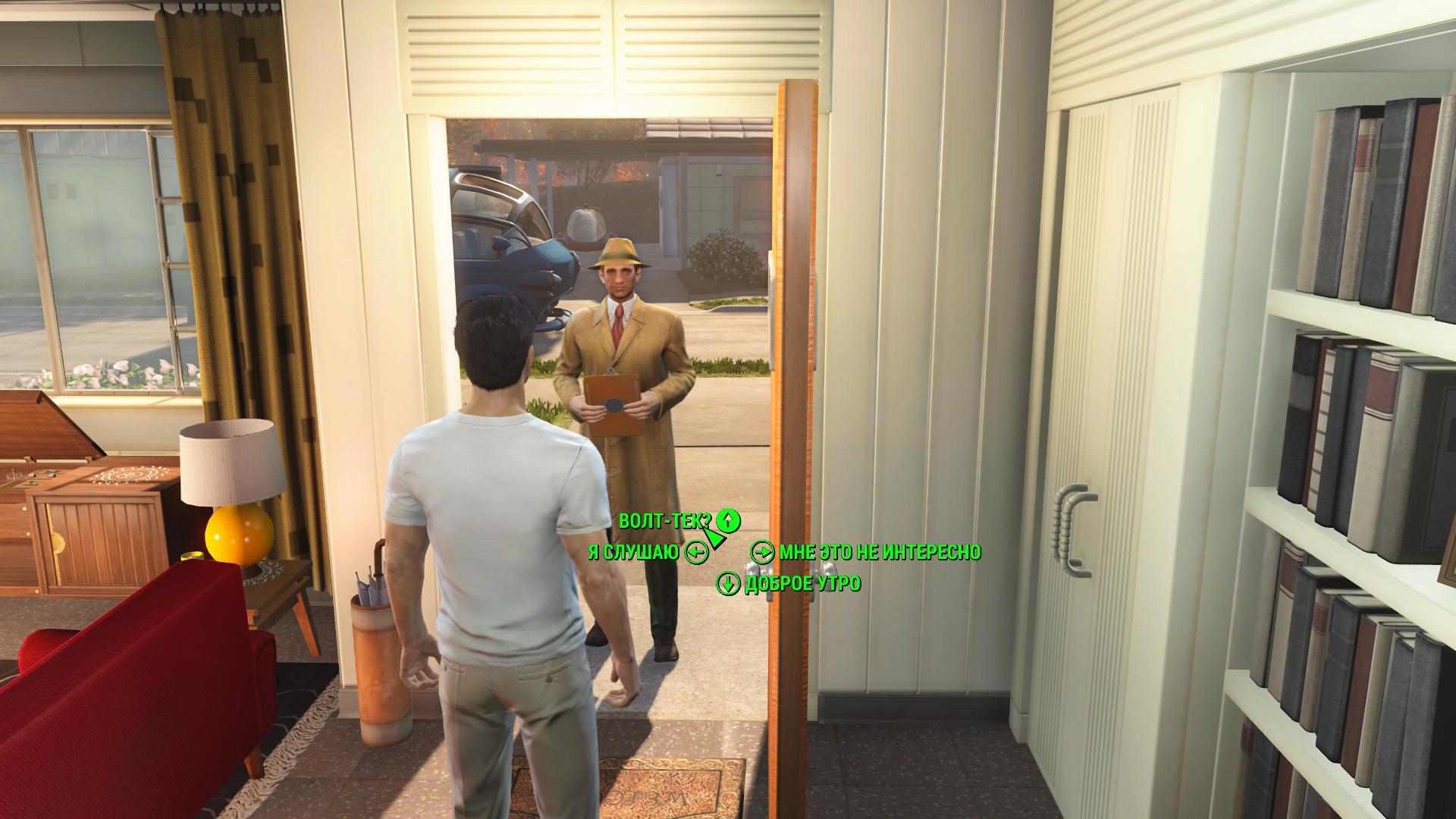 Fallout 4 2016 скачать торрент механики