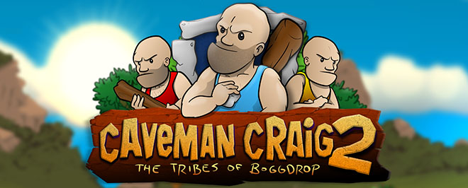 Caveman Craig 2: The Tribes of Boggdrop v1.2 - полная версия