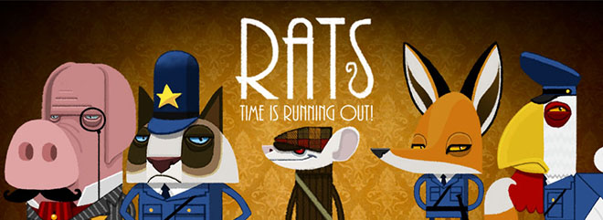 Rats - Time is running out! v1.03 - полная версия