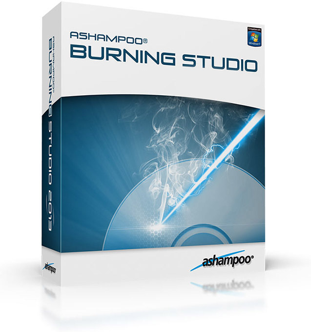 Burning языке 11 на русском studio ashampoo
