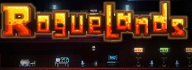 Roguelands v1.5.1 - полная версия