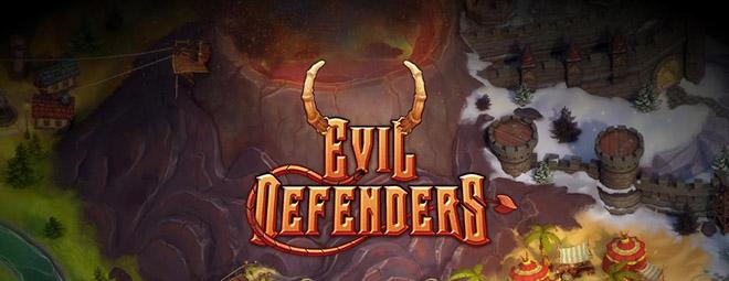 Evil Defenders – полная версия на русском