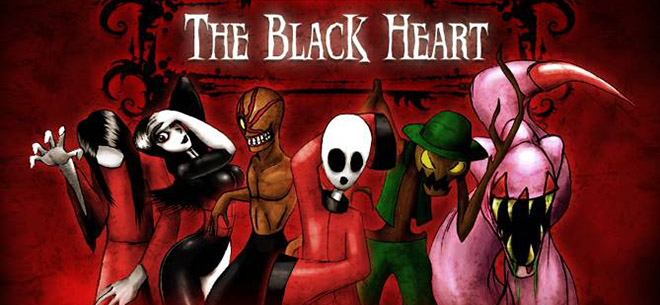 The Black Heart v1.2.1 - бесплатная игра