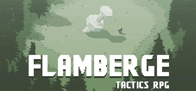 Flamberge v0.62 - игра на стадии разработки