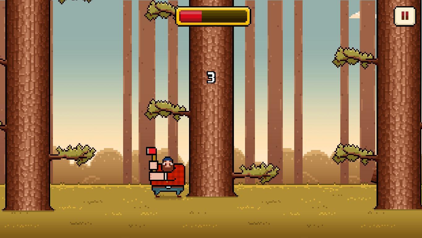 Скачать timberman на пк