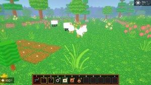 Dead Acres Update 2.1 - игра на стадии разработки