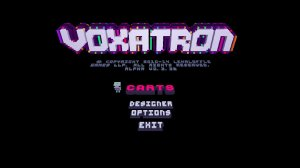 Voxatron v0.3.4 - игра на стадии разработки