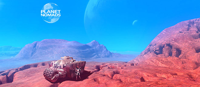 Planet Nomads v1.0.5.5