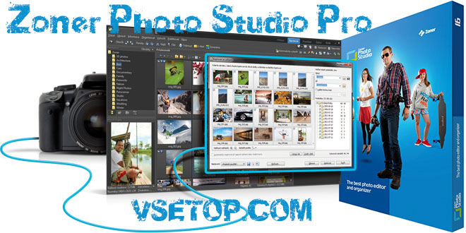 Zoner Photo Studio Pro 19 на русском