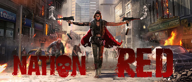 Nation Red v1.00.1000 / Зомбилэнд - полная версия на русском