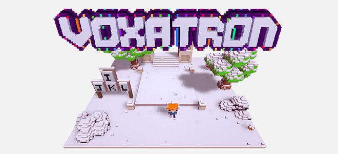 Voxatron v0.3.3b - игра на стадии разработки
