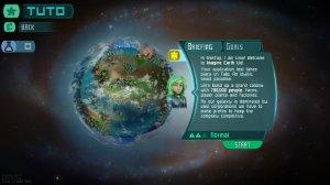 Imagine Earth Alpha 39 - игра на стадии разработки