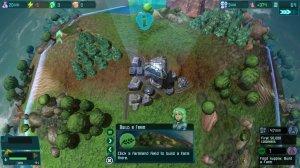Imagine Earth Alpha 32 - игра на стадии разработки