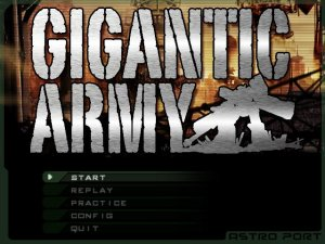 Gigantic Army v23.12.2015 - полная версия