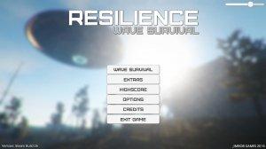 Resilience: Wave Survival - полная версия