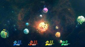 Moonshot v0.6.1.6 - игра на стадии разработки